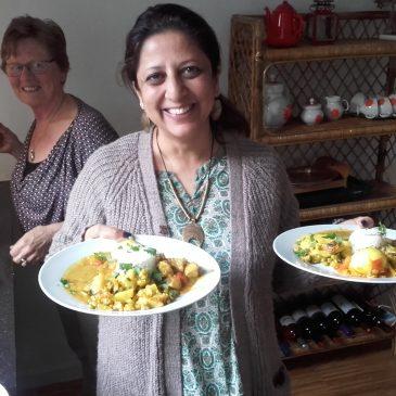 Voorlopig laatste Nepalese benefiet etentje